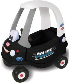 This is one of our #favorites for sure! -Little Tikes Patrol Police #Car #kids