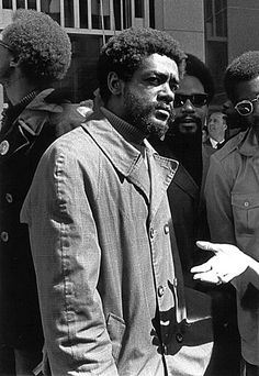bobby seale and the black panther party - san francisco 1969