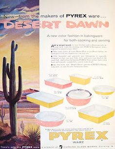 Desert Dawn~don't you just luv these ads?!