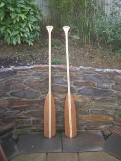 The Idiots Guide to Paddle Making