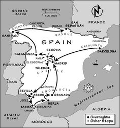 Spain Itinerary: Where to Go in Spain by Rick Steves | ricksteves.com