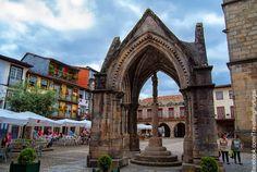 El Padrao do Salado un monumento singular en Guimaraes | Portugal Turismo