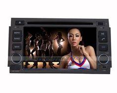 Android DVD Player GPS Navigation 3G Wifi for Hyundai Grandeur