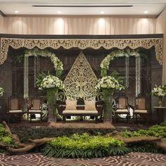 Javanese - Indonesian Wedding Theme with Gunungan, one of Javanese cultures from Indonesia
