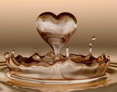 a drop of love could make someone's day...or help them believe in themselves.