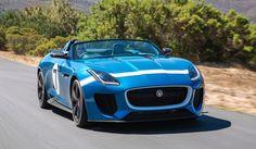 Jaguar F-Type V8S Project 7