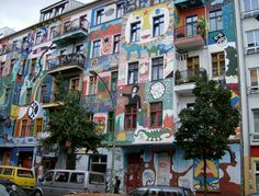 House in Friedrichshain Berlin