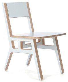 Truss Café Chair