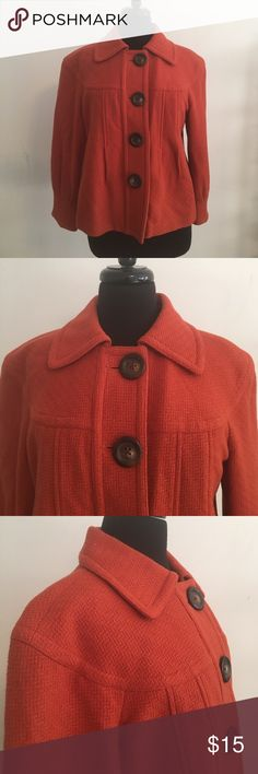 Tommy Hilfiger Short Coat Bust: 44 inches Sleeve: 20 inches Length: 22 inches Tommy Hilfiger Jackets & Coats