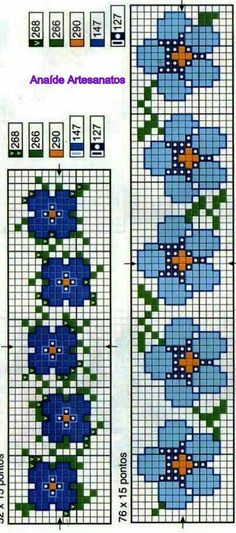 This post was discovered by Gordana B. Discover (and save!) your own Posts on Unirazi. Cross Stitch Bookmarks, Crochet Bookmarks, Cross Stitch Cards, Cross Stitch Borders, Cross Stitch Flowers, Cross Stitch Designs, Cross Stitching, Cross Stitch Embroidery, Cross Stitch Patterns
