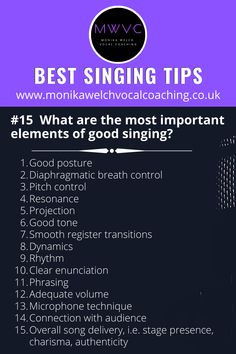 Vocal Lessons, Singing Lessons, Singing Tips, Music Lessons, Music Math, Music Writing, Music Sing, Singing Warm Ups, Singing Training