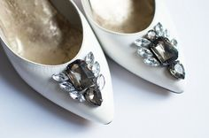 Diy Embellished Party Heels - A Pair and a Spare