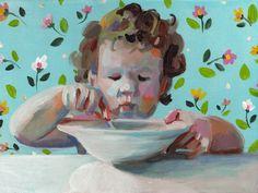'Girl' ~ Tali Yalonetzki (Ukraine/Israel, born 1983)