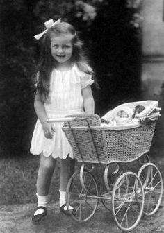 Her Royal Highness Princess Herzeleide of Prussia (1918-1989)