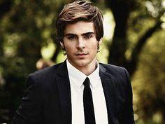 Моя слабость мужчина в костюме в рубашке и галстуке