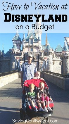 How to Vacation at Disneyland on a Budget(Part 1). I share with you how much we spent on Disneyland, and how to save money on hotels, Disneyland tickets and souvenirs.