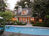 Green Oaks Atherton - mediterranean - exterior - san francisco - by Dennis Mayer, Photographer