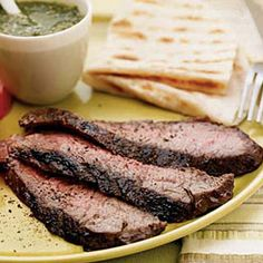 Steak Verde