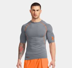 Men's UA Combine® Training Compression ½ Sleeve