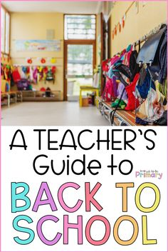 A teacher's guide to teaching social emotional skills in the classroom. This guide has articles, children's book suggestions, videos, and a program filled with lessons and activities to use with kids. Back To School Activities, School Resources, Learning Resources, Classroom Activities, Classroom Organization, Teacher Resources, Classroom Ideas, School Ideas, School Classroom