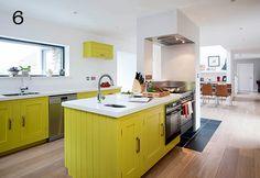 Original kitchen from Harvey Jones