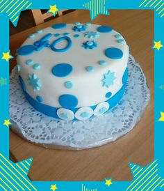 Pro mého syna. Birthday Cake, Desserts, Food, Tailgate Desserts, Deserts, Birthday Cakes, Essen, Postres, Meals