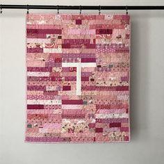 The Pink Sunshine Quilt