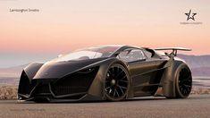 Lamborghini Sinistro concept