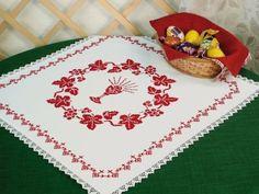 "Weihkorbdecke ""Rebe"" € 19,95 Christening, Textiles, Tableware, Cards, Material, Steak, Basket, Linen Fabric, Craft"
