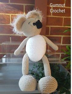 Koala - Free Crochet Pattern - Amigurumi