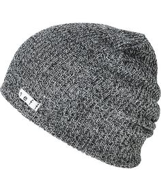 7a4994dbeef Neff Daily Heather Black  amp  White Beanie