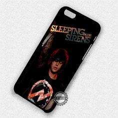 Amazing Vocalist Kellin Quinn Sleeping with Sirens - iPhone 7 6 Plus 5c 5s SE Cases & Covers