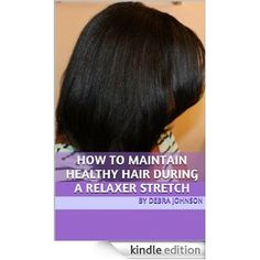 relaxer stretching | Simply Debra