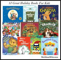 10 Great Holiday Books For Kids