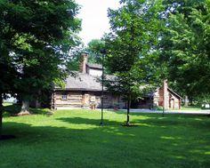 Burton, Ohio.  Maple sugar house.  Went here on my 1st school field trip in kindergarten.