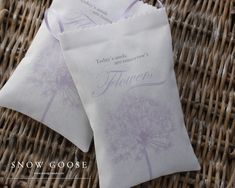 Today's Seeds Lavender Bag from www.snowgooseuk.com