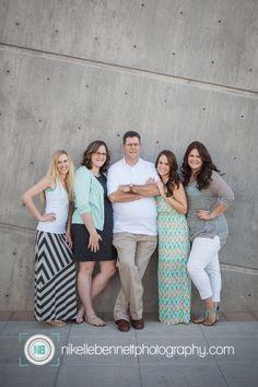 %Phoenix Portrait Photographer The Davis Family!   [Tempe Family Photography]