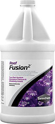 Seachem Reef Fusion Kit, Reef Fusion 1 and 2 (1 Gallon Each)