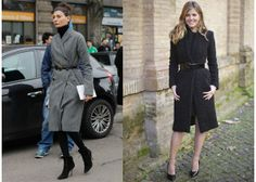 How To Bundle Up Like A Street Style Star