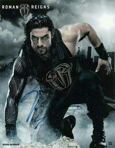 Roman Reigns Taunt Superman Punch Wwe