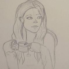 Sketching night 🌃 #sketch #sketchbook #art #illustration #oc #wella_lolo #animation #anime #disney #doodle #doodles #doodling #egypt #girl #한국 #와 #스케치 #شخصيه #مصر #رسمتى #سكتشرز