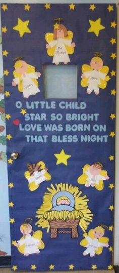 Sherri's December Door ;}