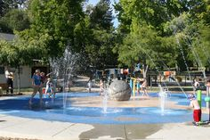 #CastroValley, Ca- Community Center Water Park