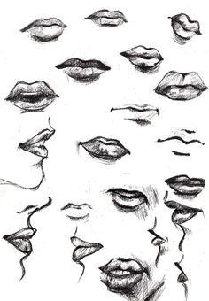 how to draw comic book faces - Google zoeken: