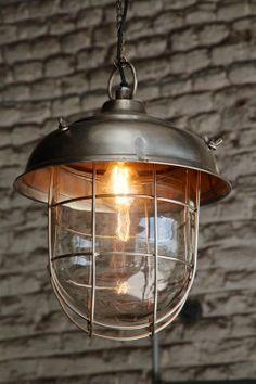 Industrial Lamps by UK, designer of Vintage & Industrial Furniture. Shop our Floor Lamp, Desk Lamp, Mural Lamp & Suspension Lamp range today. Industrial Furniture Uk, Industrial Lamps, Vintage Fashion, Vintage Style, Desk Lamp, Floor Lamp, Lightning, Repurposed, Ceiling Lights