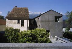 Jürg Zimmermann Fotografie - 2008 Wohnhaus Hauenstein