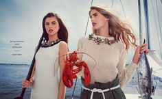 Designer Fashion, Trendy Women's Clothing at Candela NYC Spring/Summer 2014 Collection