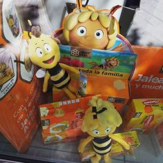 #Abejas felices // Happy #bees #pelucheando #peluche #peluches #softtoys #softies #instatoys #juguetes #plush #plushies #kawaii