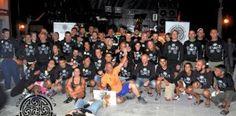 """grupo de """"finishers"""" del Galicia Máxica Trail Series 2013"""