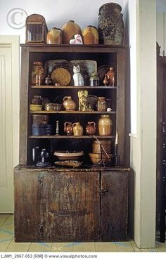 beautiful cupboard